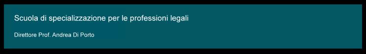 SSPL - Sapienza - Università di Roma