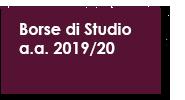 Borse di studio 2017/2018